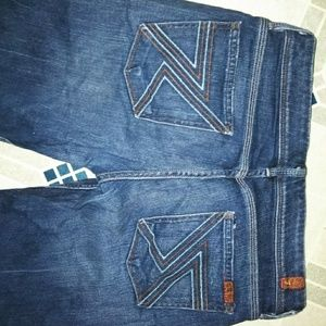 Seven for all mankind flynt size 30